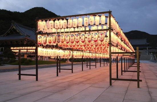 加東市, 兵庫県, 念仏宗無量寿寺(念佛宗)総本山 佛教之王堂 地蔵盆2