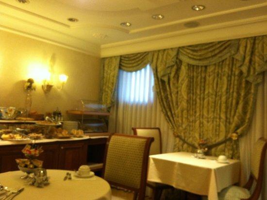 Hotel Antiche Figure: Breakfast room