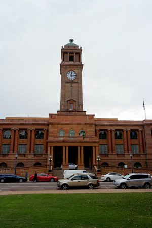 Greater Newcastle, Australien: Newcastle City Hall