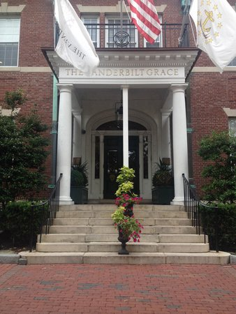 The Vanderbilt Grace: A charming boutique hotel