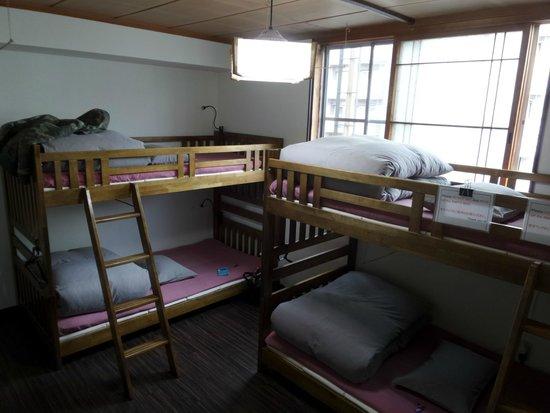 Jimmyz Backpackers : Female dorm