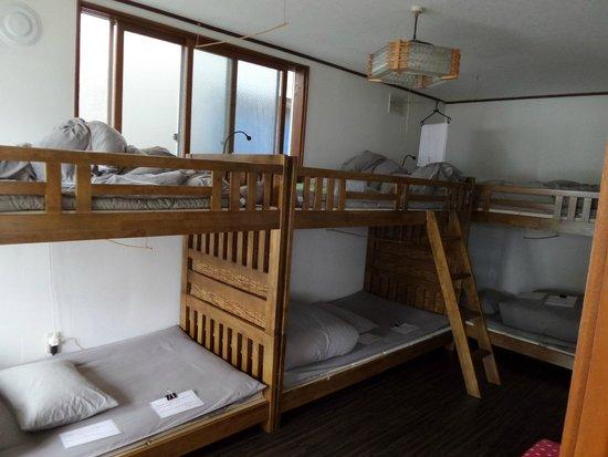 Jimmyz Backpackers : Mixed Dorm