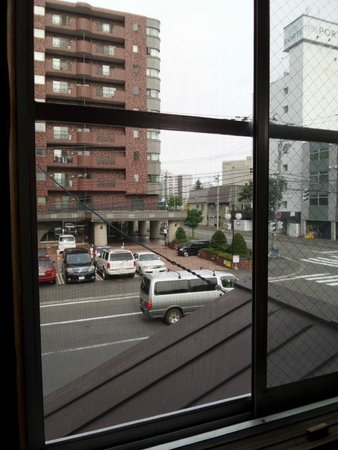 Jimmyz Backpackers : View from the female dorm!