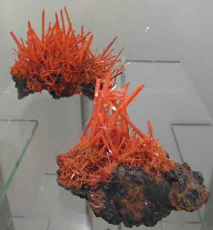 Australian Museum: Crystal formations