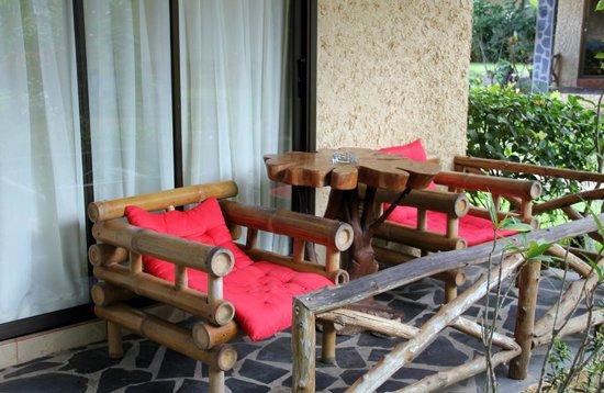 Garden Resort: Room