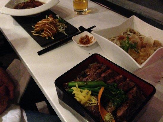 KIBOUsushi: Steak Teryaki 1
