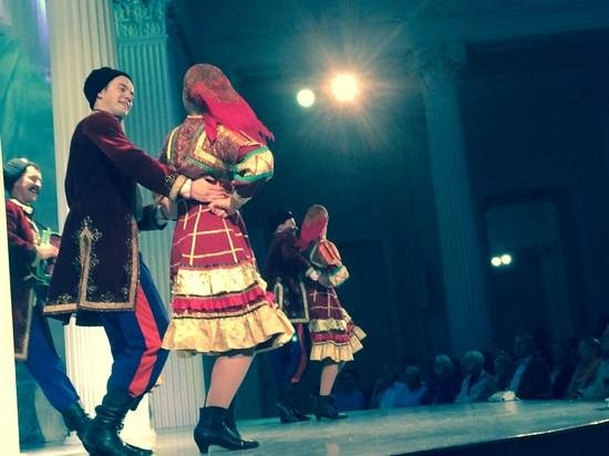 Feel yourself Russian: bailes tradicionales