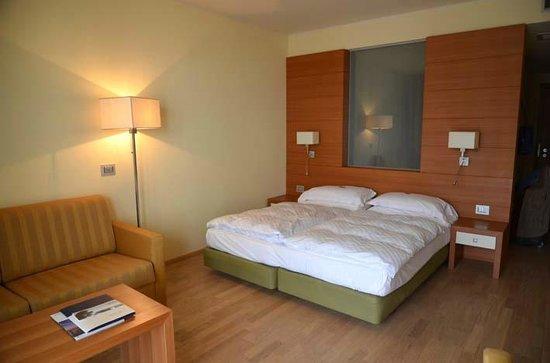 Hotel Val di Sogno: room 113 view 1