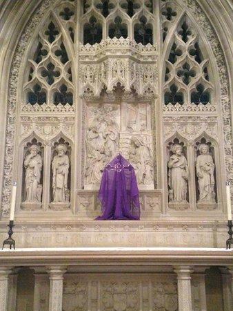 Washington National Cathedral : incredible detail!