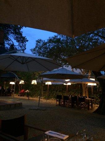 Ebano Gastro Bar: Terrassa