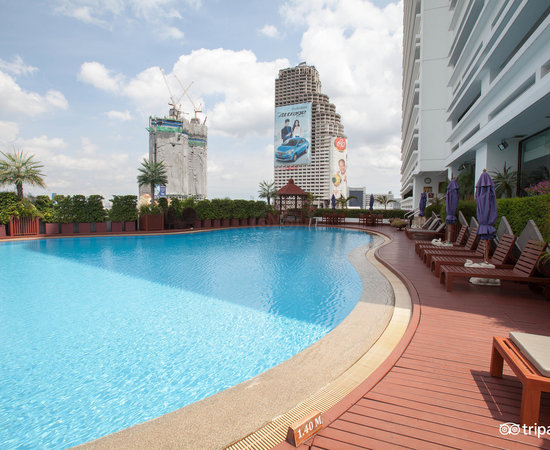 The Pool at the Centre Point Silom