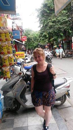 Paradise Boutique Hotel: In Hanoi