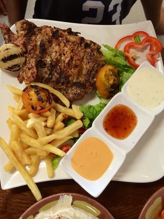 Darna Restaurant: Chicken Grill
