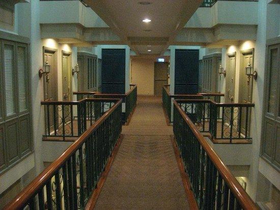 Saladaeng Colonnade: エレベーターホール