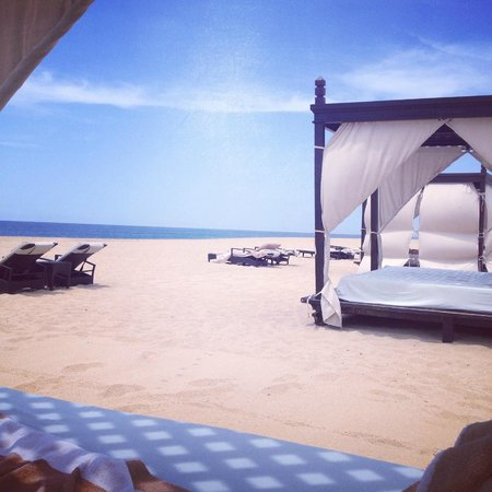 Pueblo Bonito Pacifica Golf & Spa Resort: Lazy Beach Bed Days!