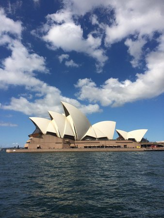 Sydney Ferries: From the ferry