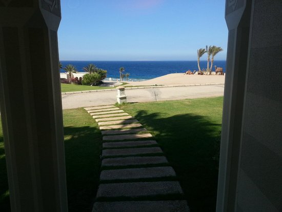The Oberoi Sahl Hasheesh: View from Suite