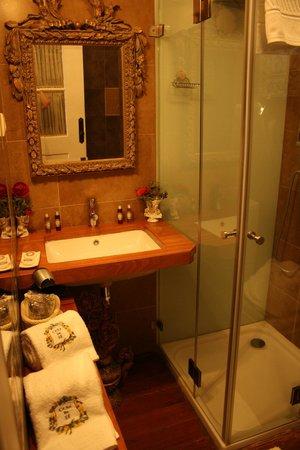 Casa da Se : il bagno