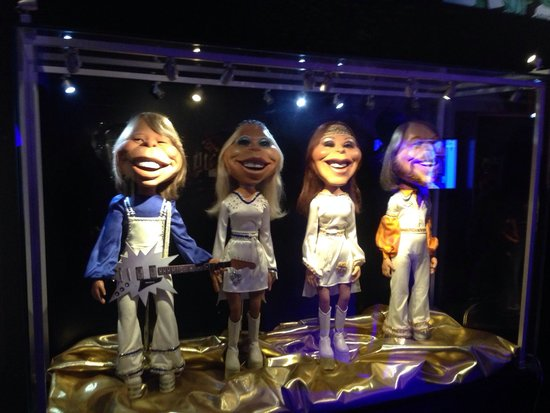 ABBA The Museum : abba