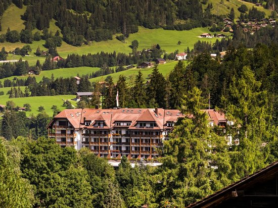 Park Gstaad: Grand Hotel Park 2014 - 1