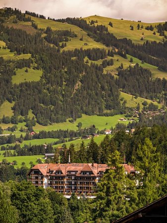 Park Gstaad: Grand Hotel Park 2014 - 2