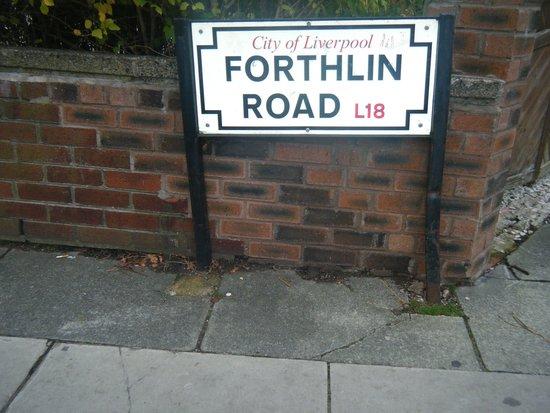 20 Forthlin Road - La casa de McCartney: Forthlin Road
