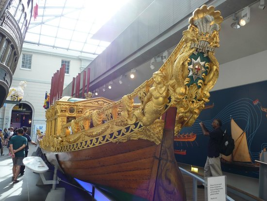 National Maritime Museum: museo