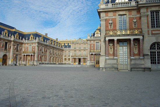 France Tourisme - Daily tour : Palacio Interior