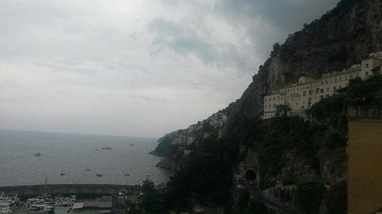 Il Porticciolo di Amalfi: View from the terrace