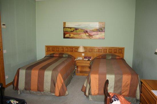 Hotel dos Templarios: camera