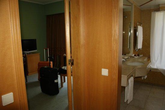 Hotel dos Templarios: anticamera