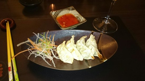 Ristorante Ikura : Ravioli fritti