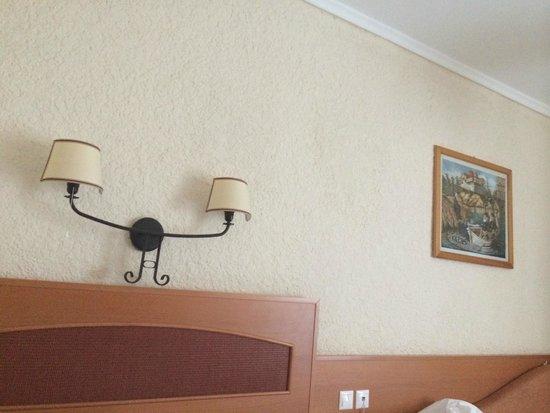 Athos Palace Hotel: room