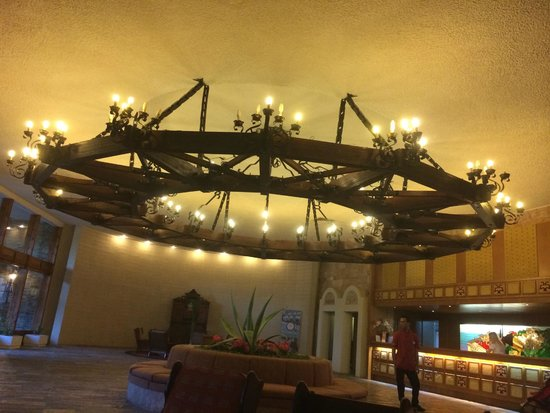 Athos Palace Hotel: lounge