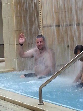 Herods Vitalis Spa Hotel Eilat: ספא וזרמים חוויה מדהימה