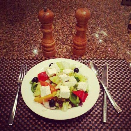 Lake View Cafe: Greek Salad