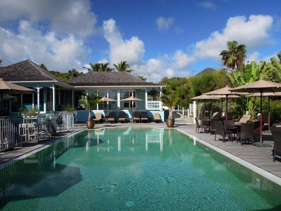 Hotel La Plantation: piscine