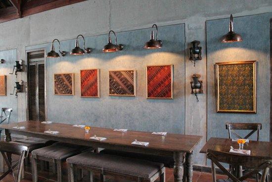 Alaya Resort Ubud: Petani restaurant
