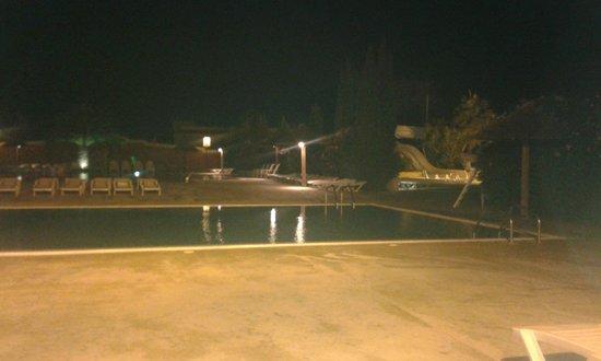 Camping Sunelia Les Tropiques : piscine