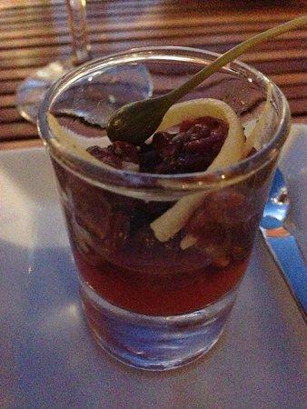 Restaurant Peron : Entree