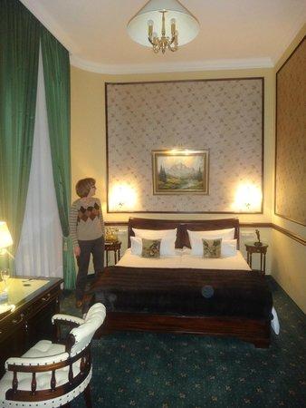 Hotel Villa Achenbach: Уют + комфорт