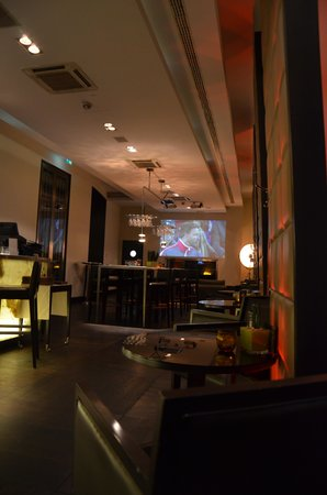 Radisson Blu Style Hotel, Vienna: Bar area