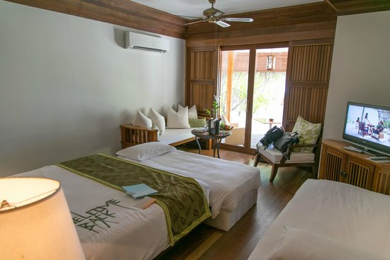 Kanuhura : Beach Villa Standard