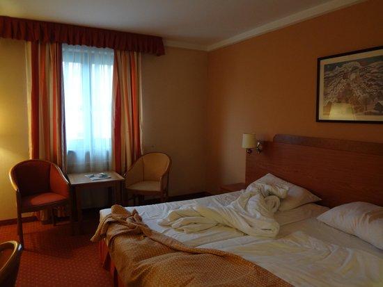 Bellevue Hotel: 部屋