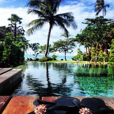 Sea Dance Resort: Min utsikt fra rommet.