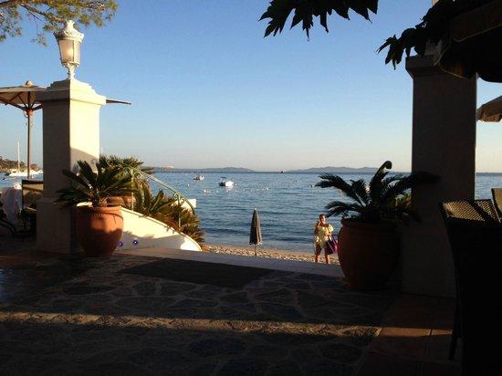 Le Club De Cavaliere & Spa : tres bel vue