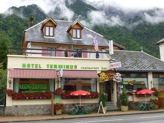 hotel le terminus picture of hotel le terminus le bourg d 39 oisans tripadvisor. Black Bedroom Furniture Sets. Home Design Ideas
