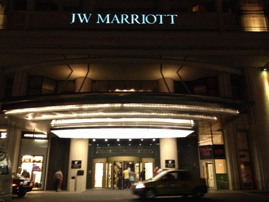 JW Marriott Bucharest Grand Hotel : Ok