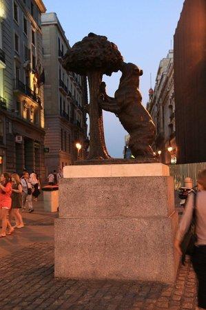 Puerta del Sol : Символ Мадрида