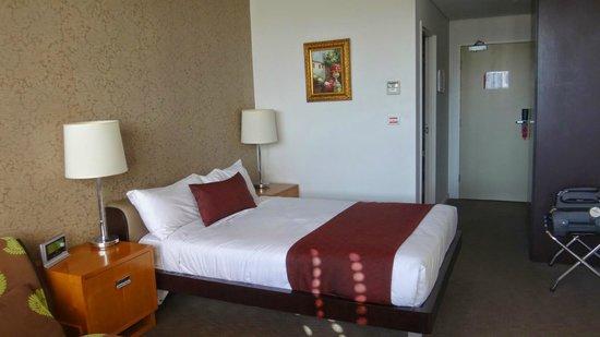 Adabco Boutique Hotel: Bed